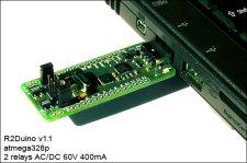 R2Duino - Arduino als USB-Stick